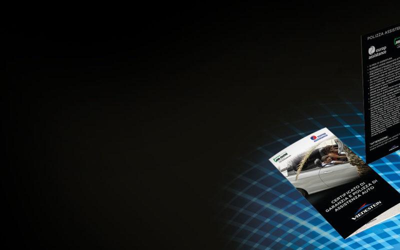 Vredestein ed Europ Assistance: certificato di garanzia e polizza di assistenza auto